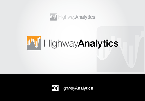 Highway Analytics A Logo, Monogram, or Icon  Draft # 46 by Kakie