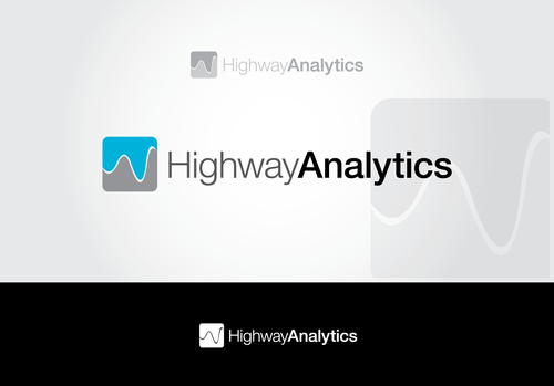 Highway Analytics A Logo, Monogram, or Icon  Draft # 47 by Kakie