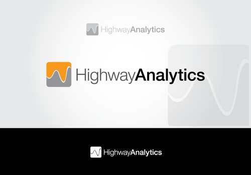 Highway Analytics A Logo, Monogram, or Icon  Draft # 48 by Kakie