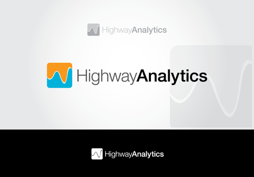 Highway Analytics A Logo, Monogram, or Icon  Draft # 49 by Kakie