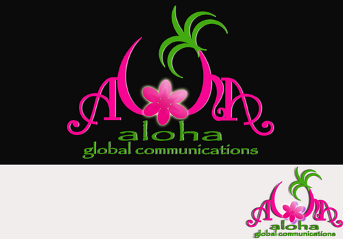 Aloha Global Communications A Logo, Monogram, or Icon  Draft # 35 by dygme