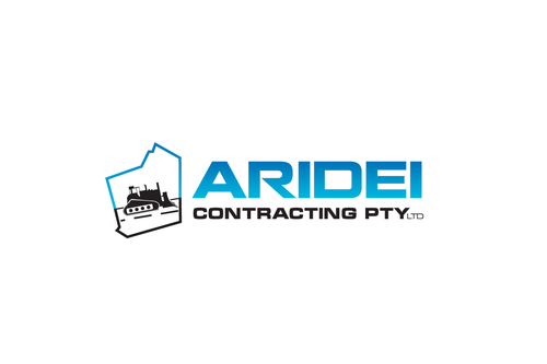 Aridei Contracting Pty Ltd Business Cards and Stationery  Draft # 13 by Noeen