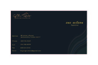 Golden roots senior care solutions inc Business Cards and Stationery  Draft # 105 by anmanaz