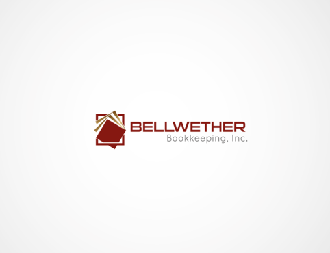 Bellwether Bookkeeping, Inc. Business Cards and Stationery  Draft # 9 by sevensky