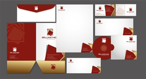 Bellwether Bookkeeping, Inc. Business Cards and Stationery  Draft # 12 by sevensky