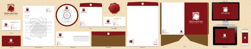 Bellwether Bookkeeping, Inc. Business Cards and Stationery  Draft # 21 by MoustacheGraphics