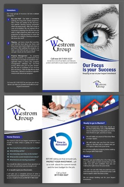 Westrom Group Marketing collateral  Draft # 1 by unresolve