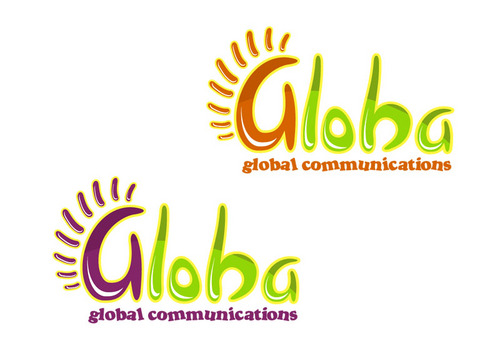 Aloha Global Communications A Logo, Monogram, or Icon  Draft # 38 by staticdesign