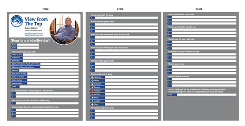 Word document/Google Doc document Template Marketing collateral  Draft # 15 by destudio