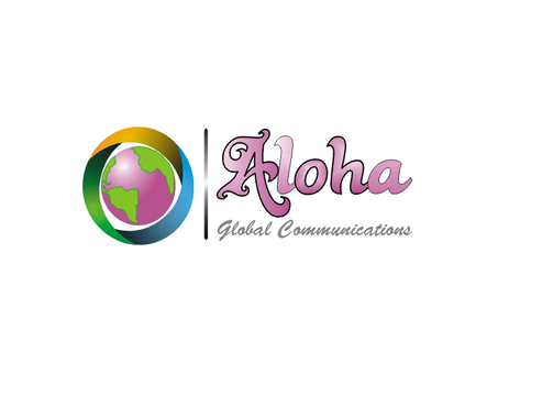 Aloha Global Communications A Logo, Monogram, or Icon  Draft # 40 by SoulDesigner