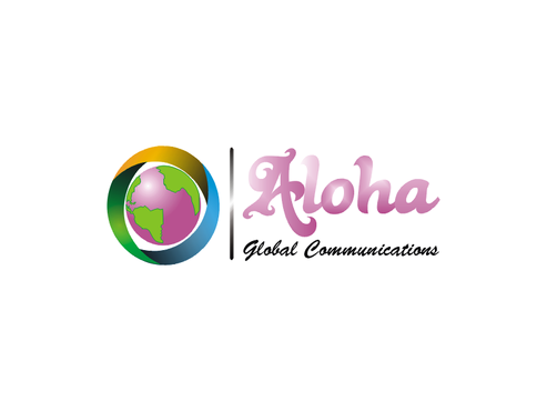 Aloha Global Communications A Logo, Monogram, or Icon  Draft # 42 by SoulDesigner