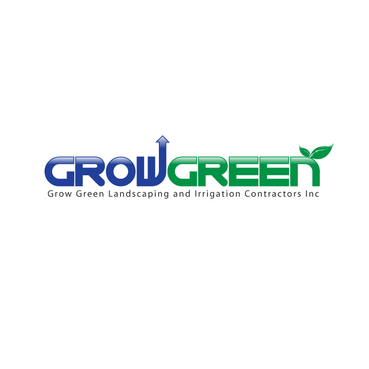 Grow Green Landscaping and Irrigation Contractors Inc A Logo, Monogram, or Icon  Draft # 23 by lordcydrick