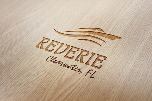 Reverie A Logo, Monogram, or Icon  Draft # 12 by ts3d2d