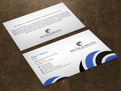 New Business Card Business Cards and Stationery  Draft # 193 by Xpert