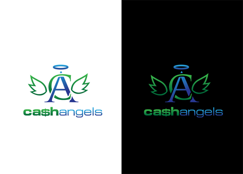 Cash Angels A Logo, Monogram, or Icon  Draft # 571 by LogoSmith2