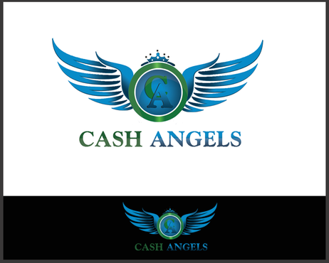 Cash Angels A Logo, Monogram, or Icon  Draft # 577 by gnane143