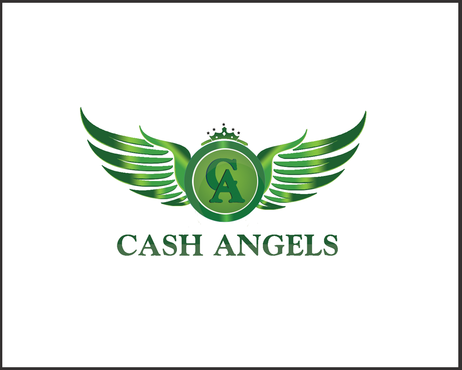 Cash Angels A Logo, Monogram, or Icon  Draft # 579 by gnane143