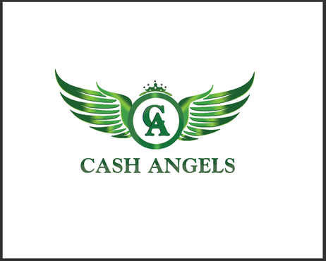 Cash Angels Logo Winning Design by gnane143