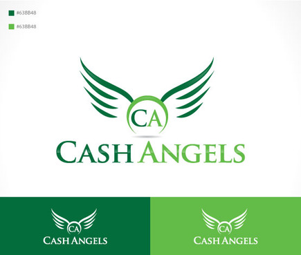 Cash Angels A Logo, Monogram, or Icon  Draft # 585 by Filter