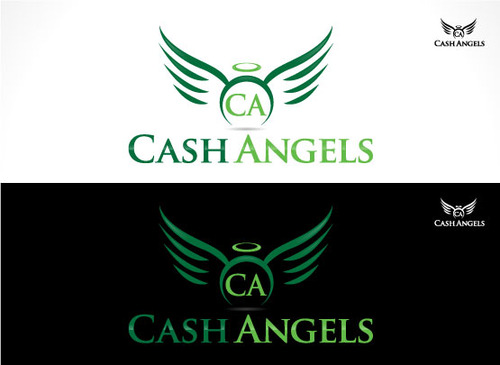 Cash Angels A Logo, Monogram, or Icon  Draft # 587 by Filter