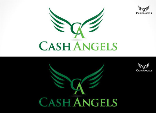 Cash Angels A Logo, Monogram, or Icon  Draft # 588 by Filter