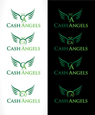 Cash Angels A Logo, Monogram, or Icon  Draft # 589 by Filter