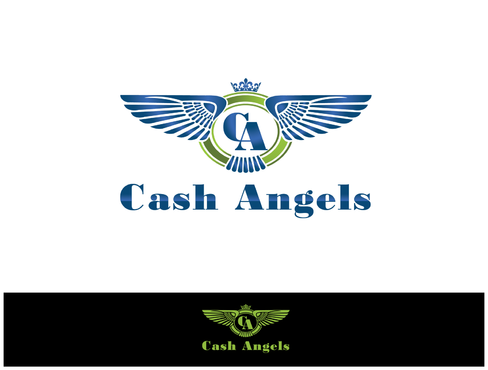 Cash Angels A Logo, Monogram, or Icon  Draft # 590 by shivabomma