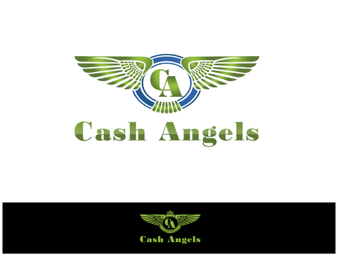 Cash Angels A Logo, Monogram, or Icon  Draft # 591 by shivabomma