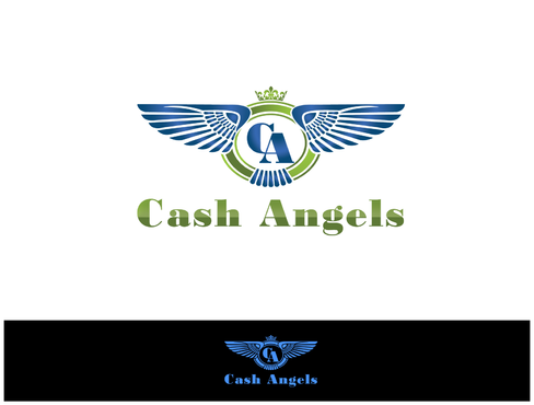 Cash Angels A Logo, Monogram, or Icon  Draft # 592 by shivabomma