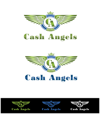 Cash Angels A Logo, Monogram, or Icon  Draft # 593 by shivabomma