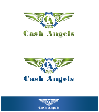 Cash Angels A Logo, Monogram, or Icon  Draft # 594 by shivabomma