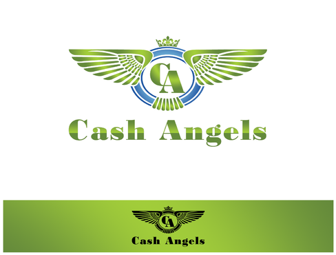 Cash Angels A Logo, Monogram, or Icon  Draft # 595 by shivabomma