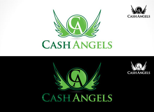 Cash Angels A Logo, Monogram, or Icon  Draft # 598 by Filter