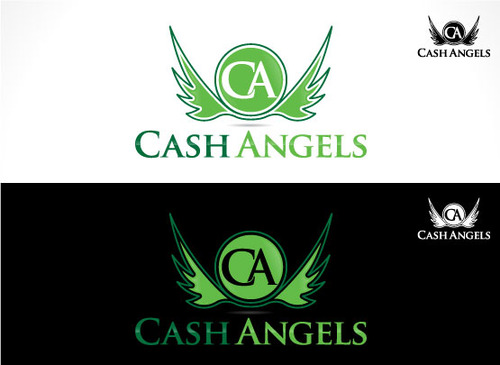 Cash Angels A Logo, Monogram, or Icon  Draft # 599 by Filter