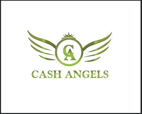 Cash Angels A Logo, Monogram, or Icon  Draft # 601 by gnane143
