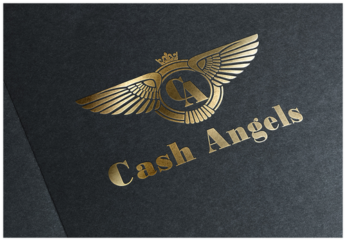 Cash Angels A Logo, Monogram, or Icon  Draft # 602 by shivabomma