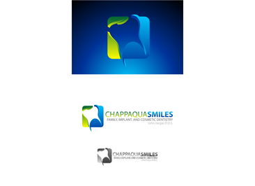 chappaqua smiles A Logo, Monogram, or Icon  Draft # 49 by psychoteck