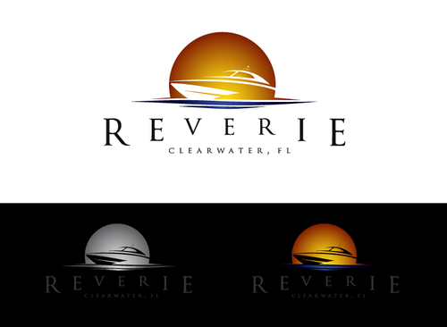 Reverie Logo Winning Design by kenzDDD