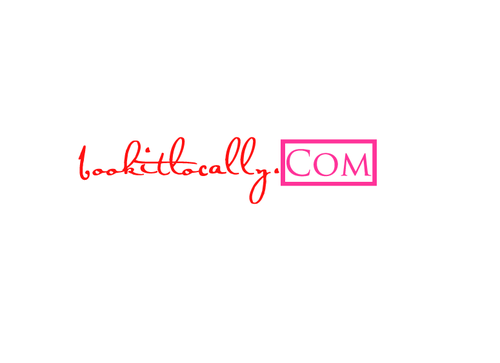 bookitlocally.com A Logo, Monogram, or Icon  Draft # 3 by mazherali