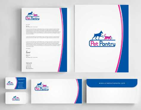 PET PANTRY  Business Cards and Stationery  Draft # 143 by Dawson
