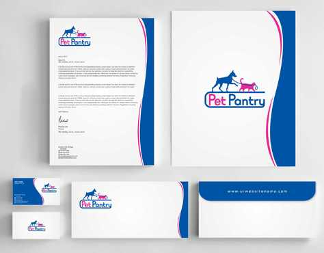 PET PANTRY  Business Cards and Stationery  Draft # 150 by Dawson