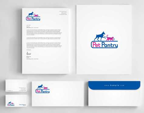 PET PANTRY  Business Cards and Stationery  Draft # 157 by Dawson