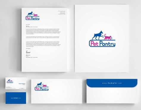 PET PANTRY  Business Cards and Stationery  Draft # 158 by Dawson