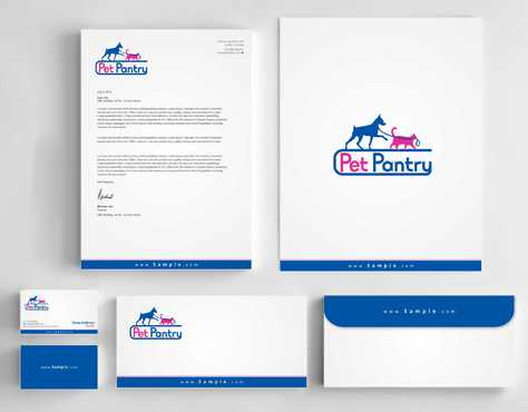 PET PANTRY  Business Cards and Stationery  Draft # 159 by Dawson