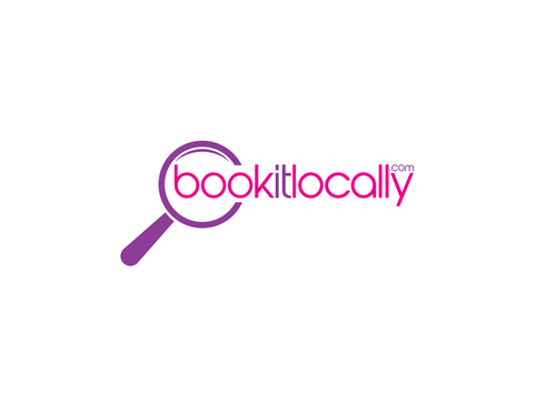 bookitlocally.com A Logo, Monogram, or Icon  Draft # 41 by PeterZ