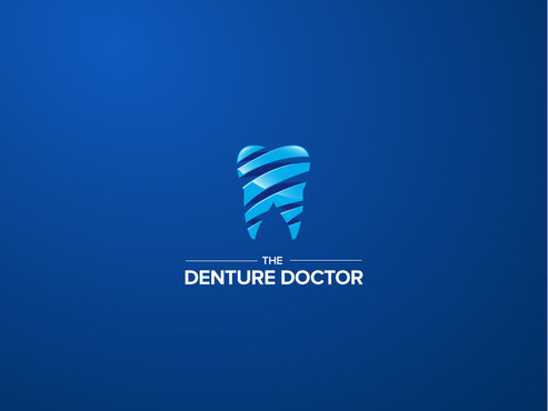 The Denture Doctor A Logo, Monogram, or Icon  Draft # 44 by mrwhiskers