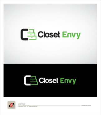 Closet Envy A Logo, Monogram, or Icon  Draft # 131 by BigStar