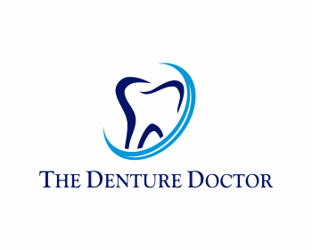 The Denture Doctor A Logo, Monogram, or Icon  Draft # 70 by Danycat