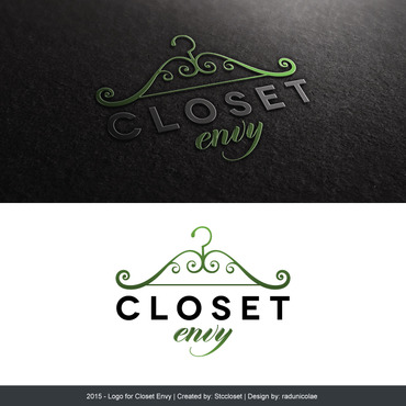 Closet Envy A Logo, Monogram, or Icon  Draft # 137 by radunicolae