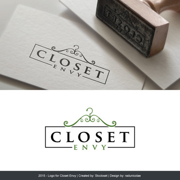 Closet Envy A Logo, Monogram, or Icon  Draft # 138 by radunicolae